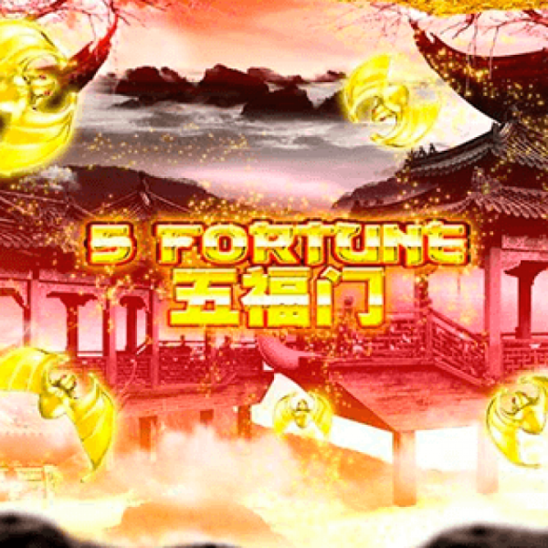 5 Fortune 五福门 : Review of Slot Game in XE88 apk Malaysia @ Liveslot77