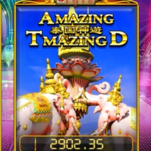 Amazing Thailand SA : Deposit & Play Slot in Pussy888 Branded Game Liveslot77