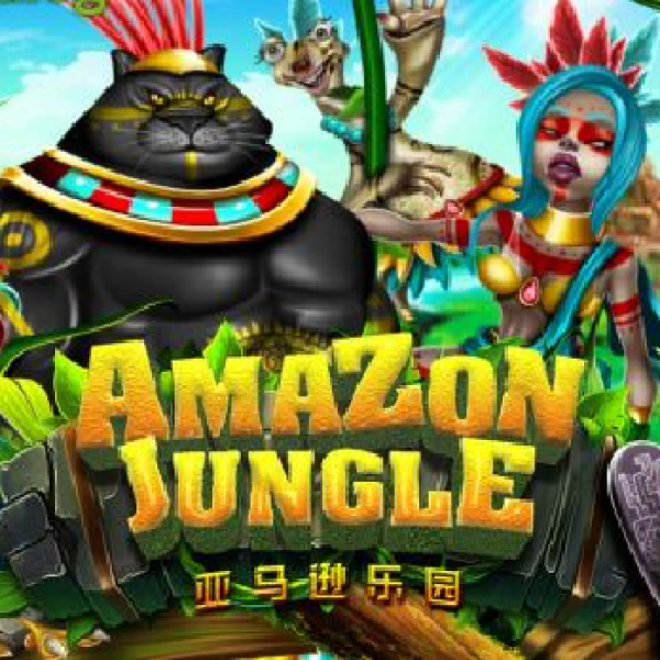 Amazon Jungle Slot : Adventure in The Forest with Mega888 Kiosk Liveslot77