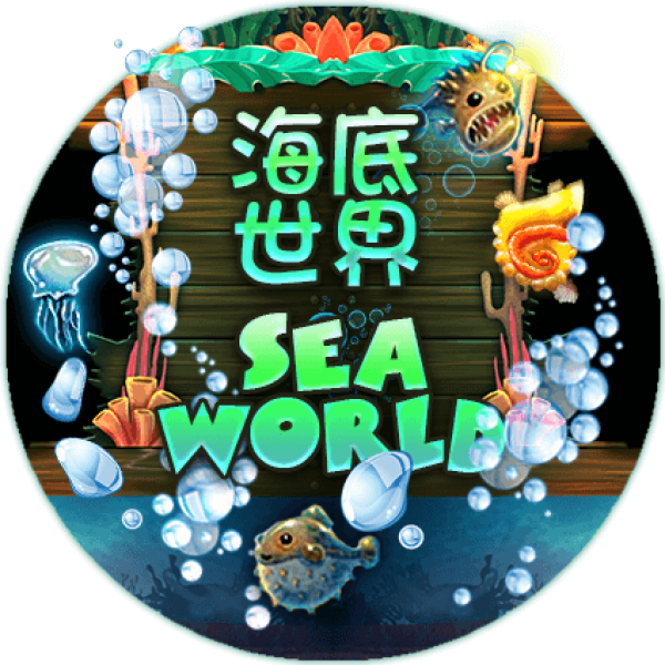 Another Underwater Slot ~ Sea World Slot in 918Kiss Game Play @ Liveslot77