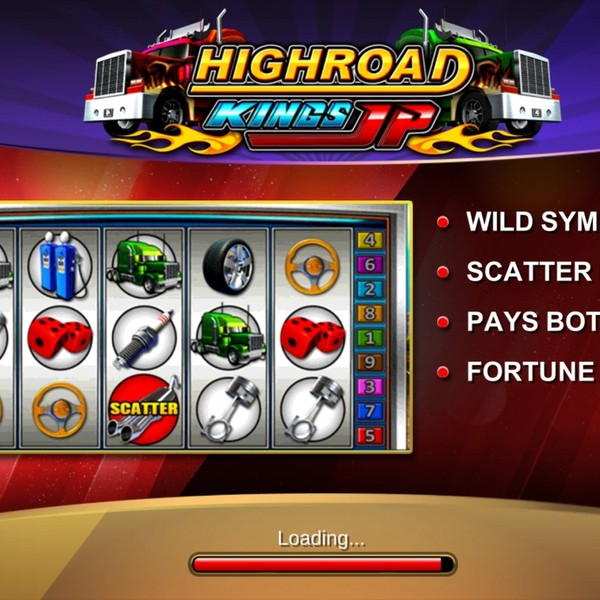 Be Aware On The Road - Highroad Kings Online Slot in Greatwall 99 Casino