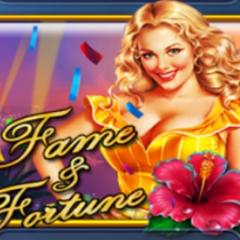 Be A Superstar While Playing Fame & Fortune Slots in XE88 Casino @ Liveslot77