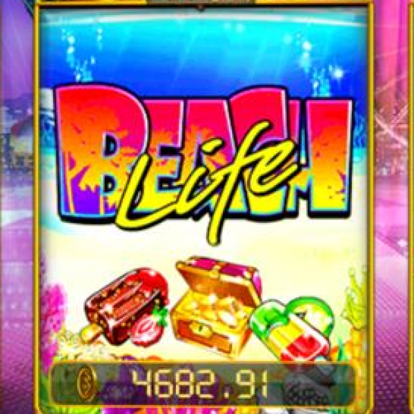 Beach Life SA : Relax & Spin in Pussy888 Famous Pokie Malaysia 2020 @ Liveslot77