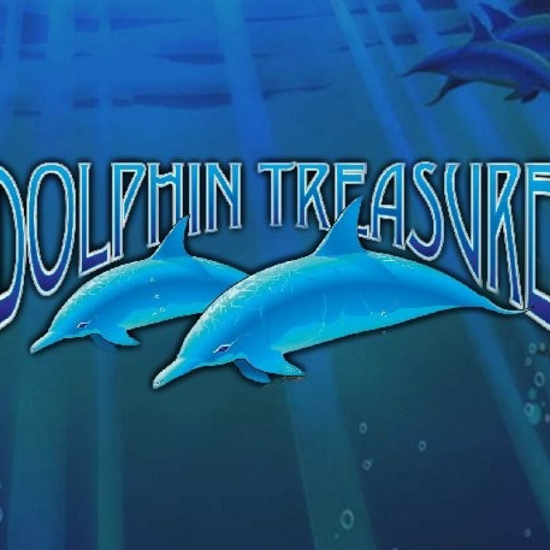 Don't Cage Dolphin! Just Win it in Dolphin Treasure Slot Game in Joker123