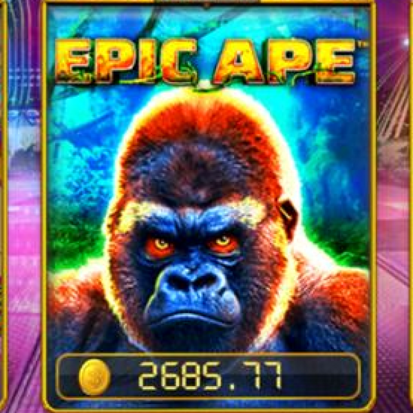 Epic Ape SA : Deposit, Banking & Spins in Pussy888 Online Casino 2020 @ Liveslot77