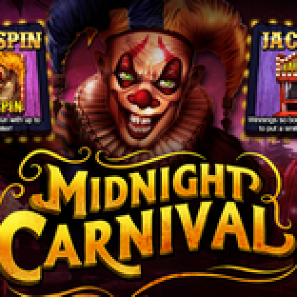 Feel The Horror of The Carnival – Midnight Carnival Slot Review in Live22