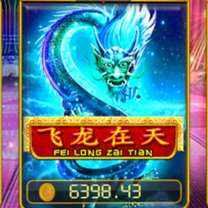 Fei Long Zai Tian SA : Claim Unlimited Bonus with Liveslot77 To Max Bet in Pussy888
