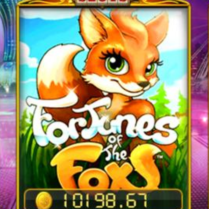 Fortunes of the Fox SA : Play & Win in Pussy888 Hot Pokie Malaysia with Liveslot77