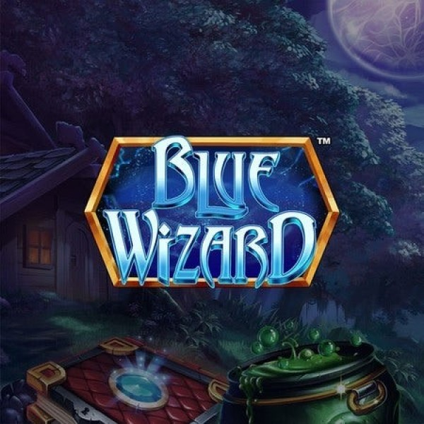 Free Play & Big Win Blue Wizard Slot in Newtown Betting Site @ Liveslot77