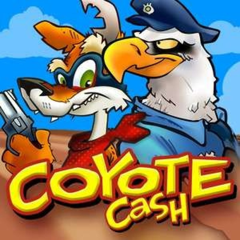 Free Play Coyote Cash Online Slot in 918Kiss SCR888 with Liveslot77 2021