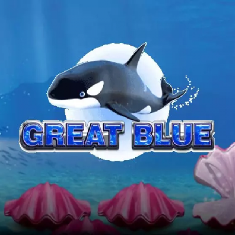 Great Blue Slot : Most Popular Slot Game in Mega888 Online Casino Malaysia Liveslot77