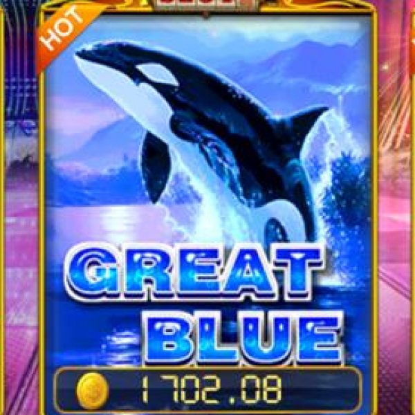 Great Blue SA : The Most Classical Slot Game in Pussy888 Spin Game Liveslot77
