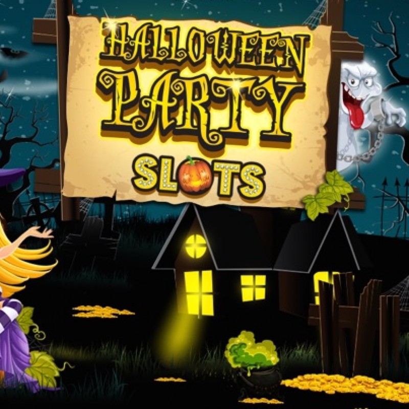 Halloween Party Slot : Trick or Treat in Mega888 Way To Spins Liveslot77