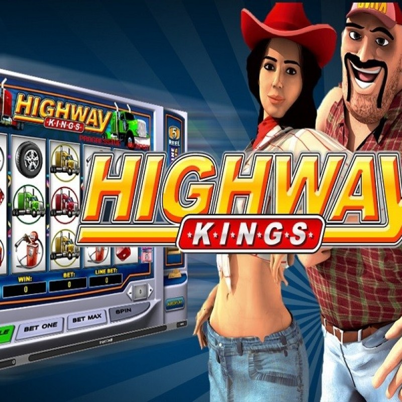 Highway Kings : Review of Classic Slot Game in XE88 Login @ Liveslot77