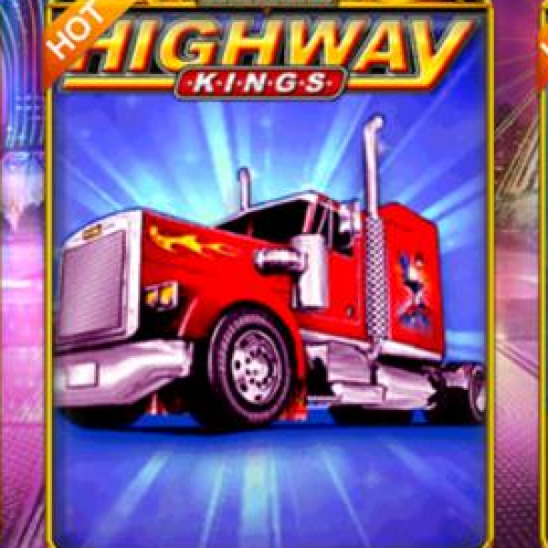Highway Kings SA : Preview of Slot Machine in Pussy888 Spin Game @ Liveslot77