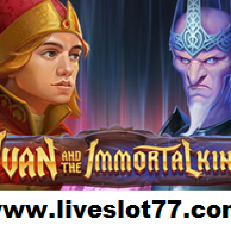Ivan And The Immortal King Slot : Let's Play In Mega888 Malaysia LiveSlot77