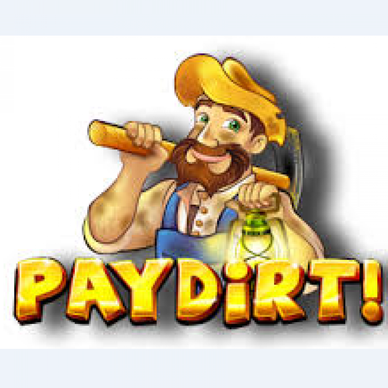 PayDirt! SA • 918Kiss / SCR888 Trending Casino Games in Asia • Liveslot77 Online