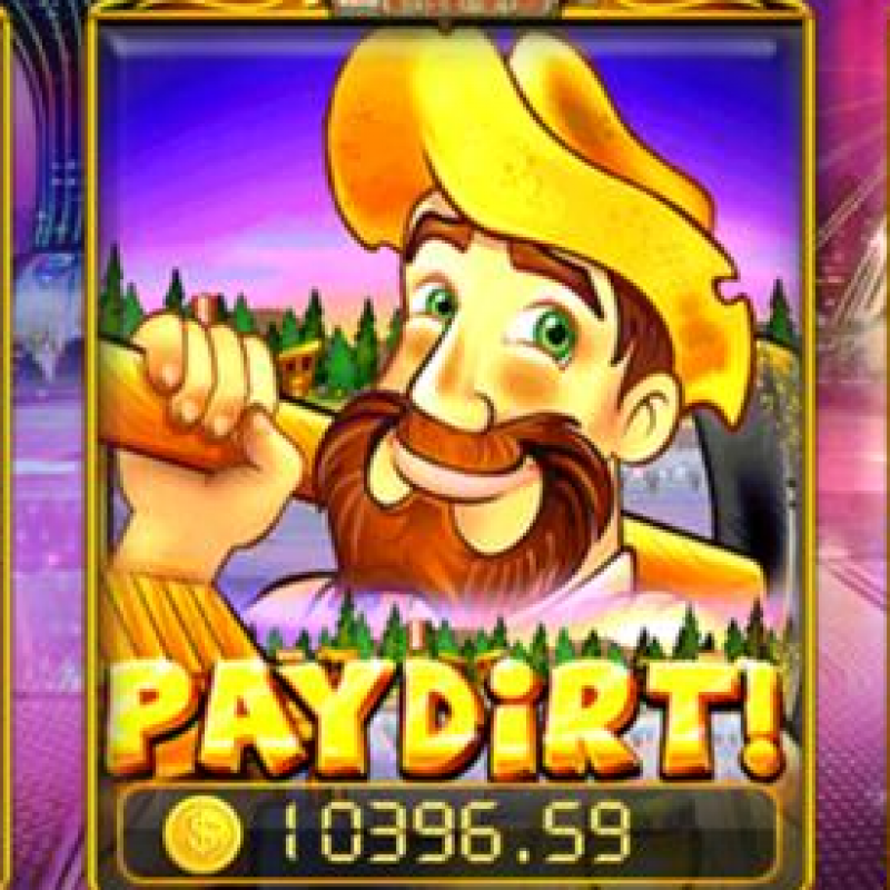 PayDirt! SA : Join Us Liveslot77 To Win Cash in Pussy888 Famous Betting Site