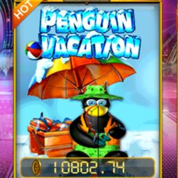 Penguin Vacation SA : Free Play Gaming Machine in Pussy888 apk @ Liveslot77
