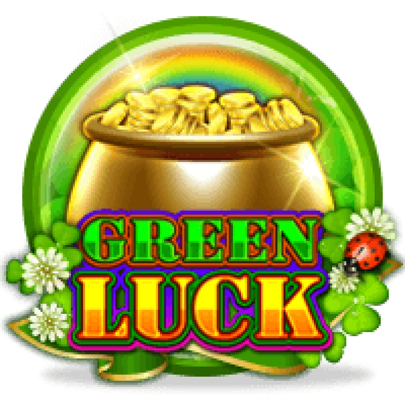 Play Free For Fun Green Luck Slot In XE88 Mobile Slot With LiveSlot77