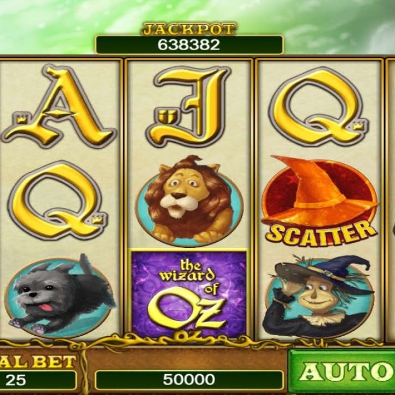 Play & Win OZ Slot In XE88 Free Welcome Bonus At LiveSlot77