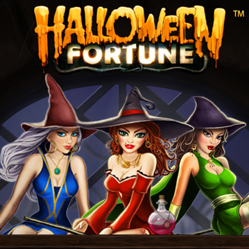 Play With The Witches in Halloween Fortune Slot in 918Kiss SCR888 apk
