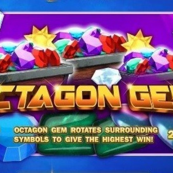 Prepare to Get Into The World of Gems, Octagon Gem Slot in Joker123