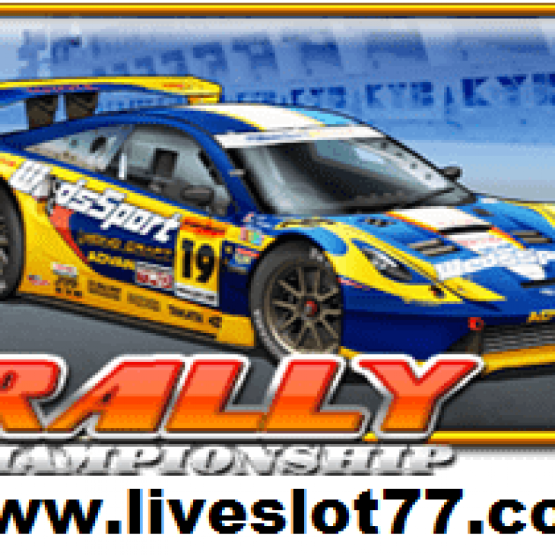 Rally Championship Slot  : Race & Win In XE 88 Mobile Slot Game @ LiveSlot77