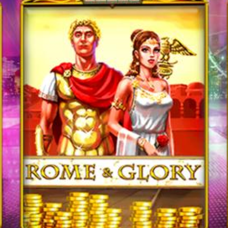 Rome & Glory SA : Play with Real Cash Offer by Liveslot77 in Pussy888 Pokie Malaysia