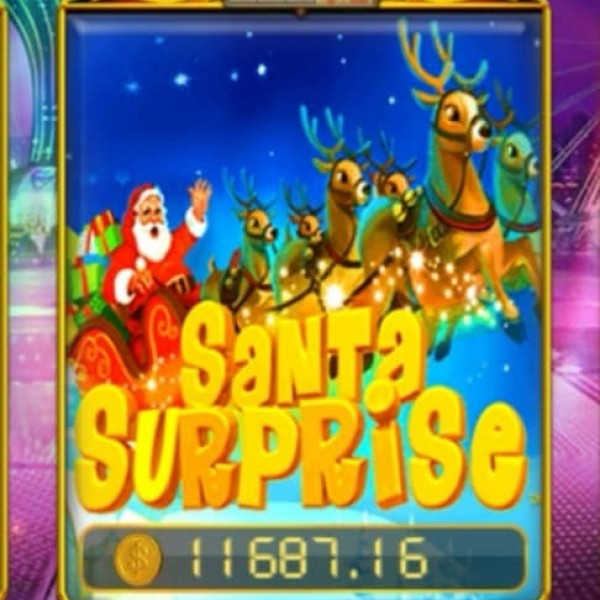 Santa Surprise SA : Overview of Holiday Themed Game in Pussy888 Pokie Liveslot77