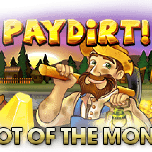 Slot of The Month : PayDirt ! in XE88 Claim Bonus 2020 with Liveslot77