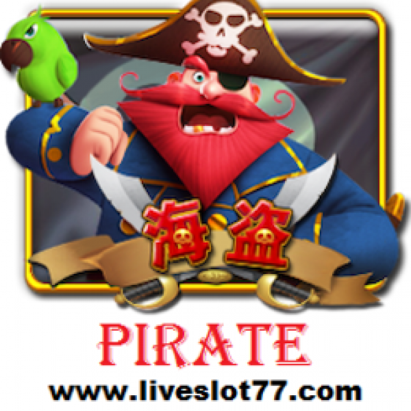 Spin & Win Jackpot Game - Pirate Slot In XE88 Official Malaysia @ LiveSlot77