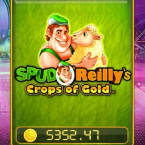 Spud O'Reilly's Crops of Gold SA : Free Play Slot Game in Pussy888 apk @ Liveslot77