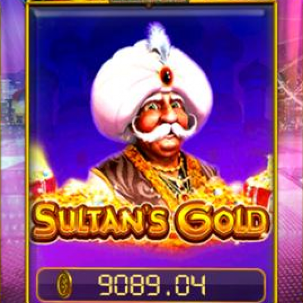 Sultan's Gold SA : Win The Golds in Pussy888 Agent Malaysia with Liveslot77 Casino