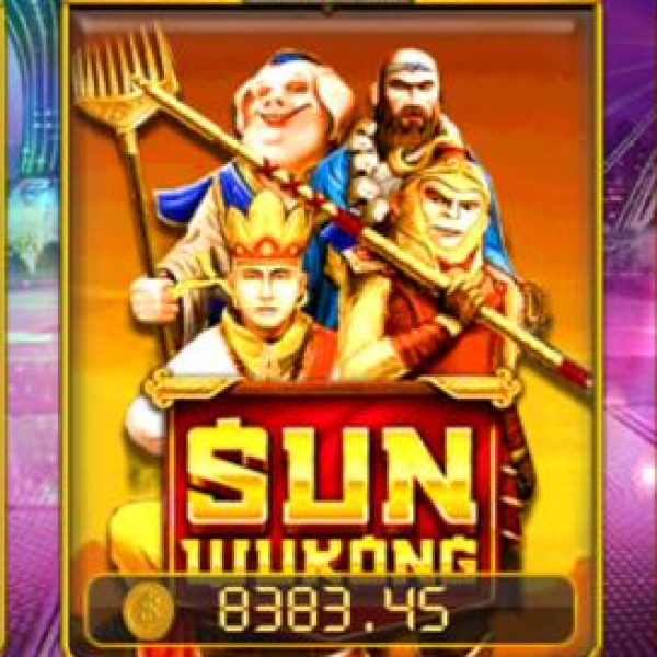 Sun WuKong SA : Play & Win with Monkey King in Pussy888 Online @ Liveslot77