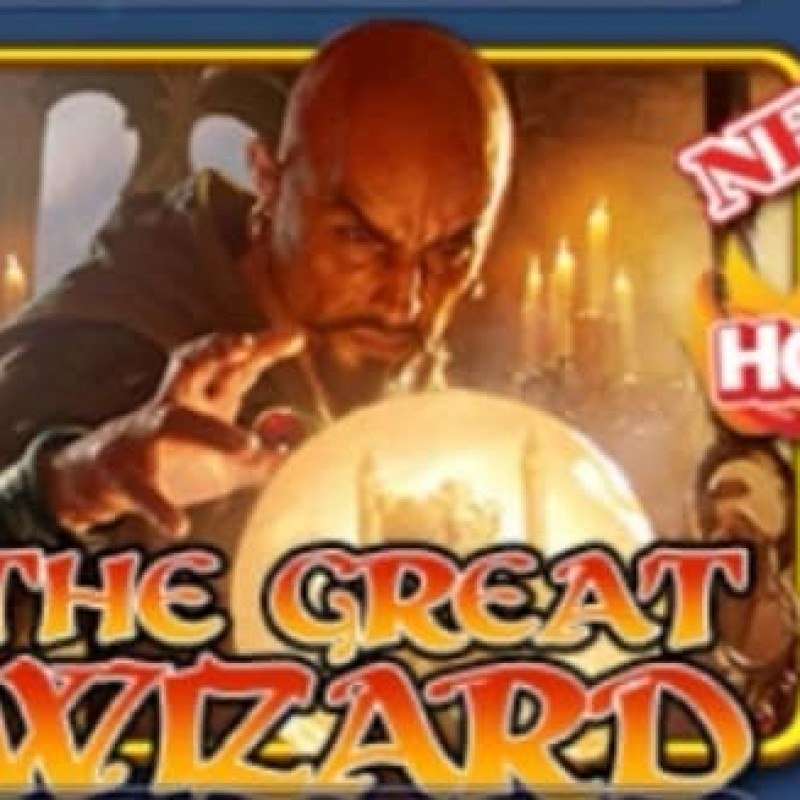 Free Register To Play The Great Wizard Online Slot In XE 88 Game _ LiveSlot77