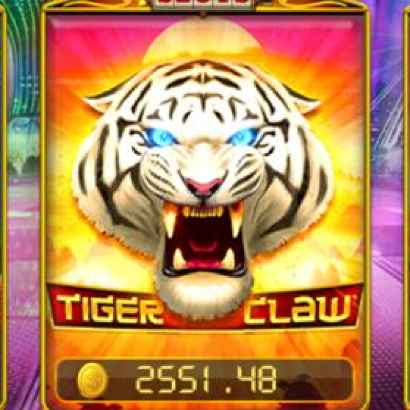 Tiger Claw SA : Free Play & Big Win in Pussy888 Popular Gambling Site @ Liveslot77
